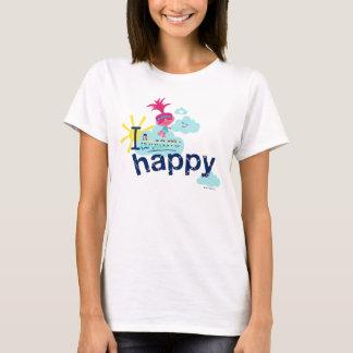 T-shirt Rêves heureux des trolls |
