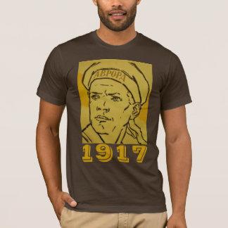 T-shirt Révolution 1917 d'octobre