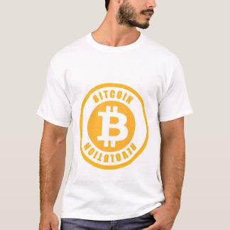 T-shirt Révolution de Bitcoin
