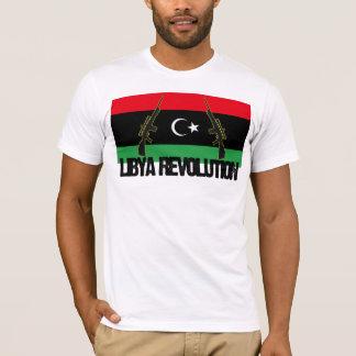 T-SHIRT RÉVOLUTION DE LA LIBYE