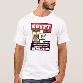 T-shirt Révolution de l'Egypte