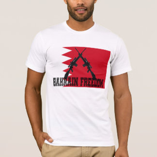 T-shirt révolution du Bahrain
