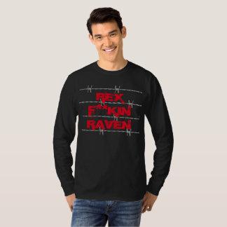 T-shirt Rex F'n Raven