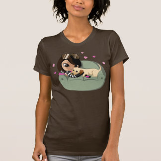 T-shirt Rhi et duc