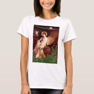 T-shirt Rhodeisn Ridgebak 2 - ange posé