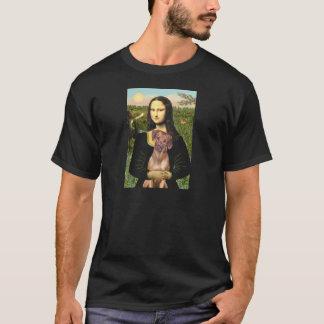 T-shirt RhodesianRidgeback 1 - Mona Lisa