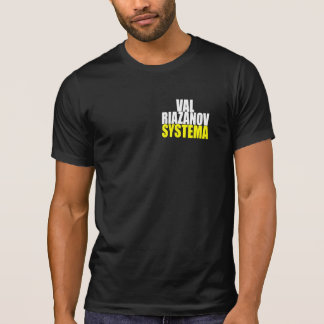 T-shirt Riazanov Systema de Val