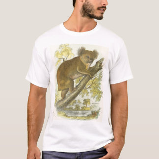 T-shirt Richard Lydekker - koala