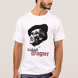 T-shirt Richard Wagner