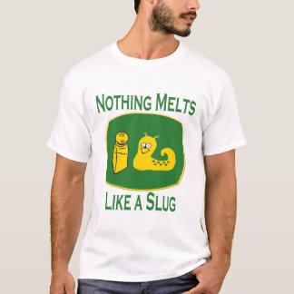 T-shirt Rien ne fond comme un lingot