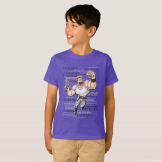 T-shirt Riff McNickname