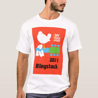 T-shirt Rileystock