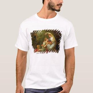 T-shirt Rinaldo et Armida, 1771 (huile sur la toile)