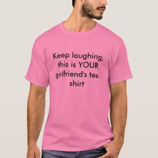 T-shirt Rire Keep