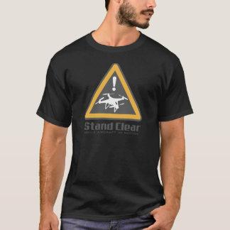 T-shirt Risque de fantôme de DJI