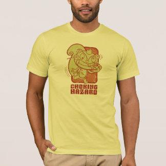 T-shirt Risque de obstruction