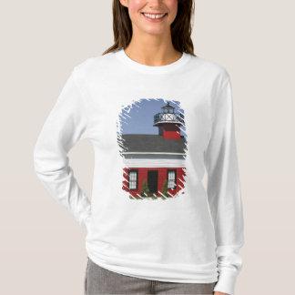 T-shirt Rivage replacé par phare à Douglas près