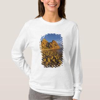T-shirt Rivage rocheux sur Isla Carmen dans le Golfe de
