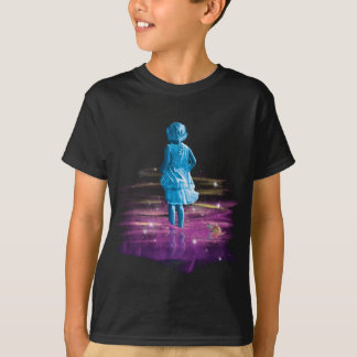 T-shirt Rivages de l'océan cosmique