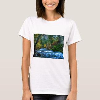 T-shirt Rivière de canyon de Logan