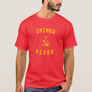 T-shirt Rivière de la Crimée