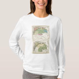 T-shirt Rivières et agriculture du Venezuela