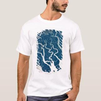 T-shirt Rivières et tributaires