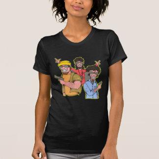 T-shirt Riz et haricots