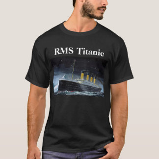 T-shirt RMS Titanic