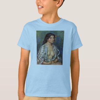 T-shirt Robe-chemisier Ouvertedeutsch de La de Gabrielle Ã