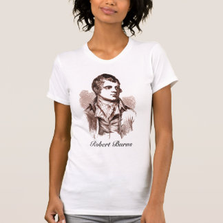 T-shirt Robert Burns