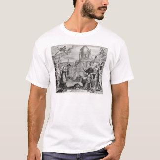T-shirt Robert de Sorbon et Cardinal Richelieu