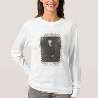 T-shirt Robert encaisse Jenkinson, le 2ème comte de