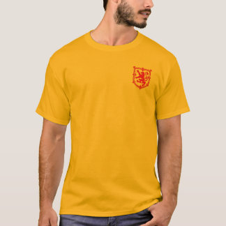 T-shirt Robert la chemise de Bruce
