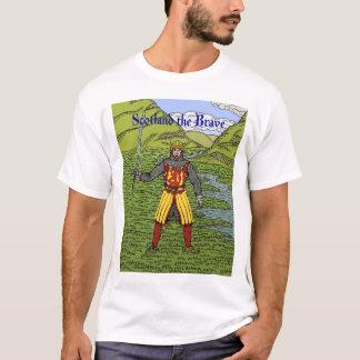T-shirt Robert le Bruce Ecosse le courageux