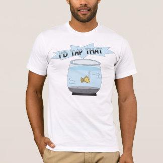 T-shirt robinet d'identification cela
