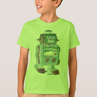 T-shirt Robot 1,0 de jouet