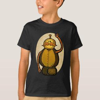 T-shirt Robot antique de Steambot