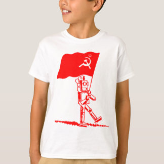 T-shirt Robot communiste