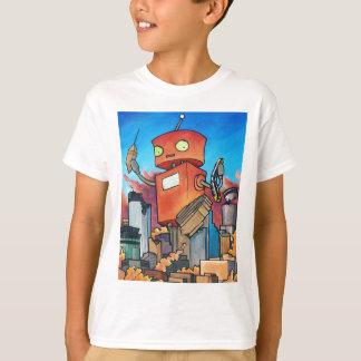 T-shirt Robot de monstre