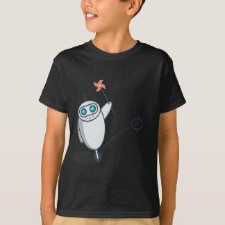 T-shirt Robot espiègle