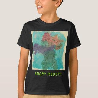T-shirt Robot fâché