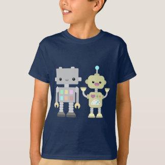 T-shirt Robots au jeu