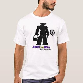 T-shirt Robots avec des bourses