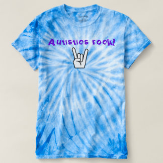 T-shirt Roche d'Autistics !