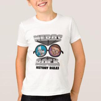 T-shirt Roche de ballots