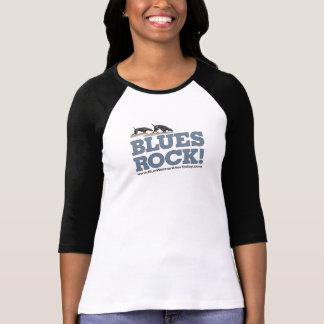 T-shirt Roche de bleus !