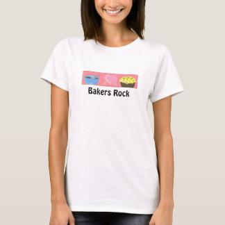 T-shirt Roche de boulangers
