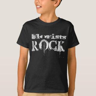 T-shirt Roche de fleuristes