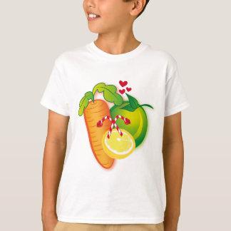 T-shirt Roche de fruit et de légume !